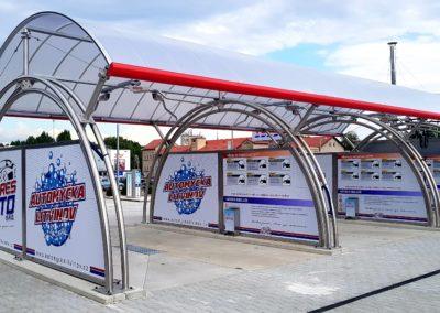 Automyčka Litvínov